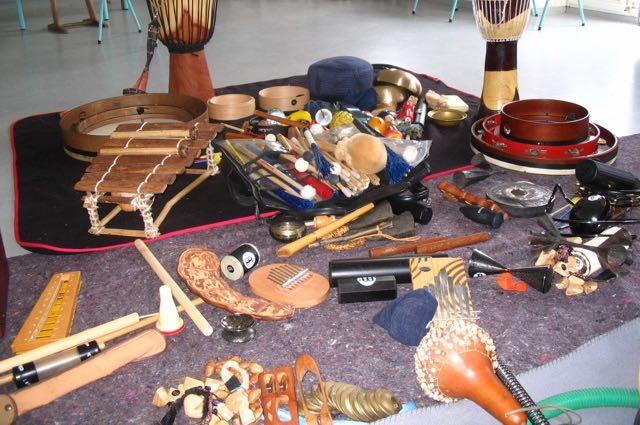Alles was klingt – Instrumente
