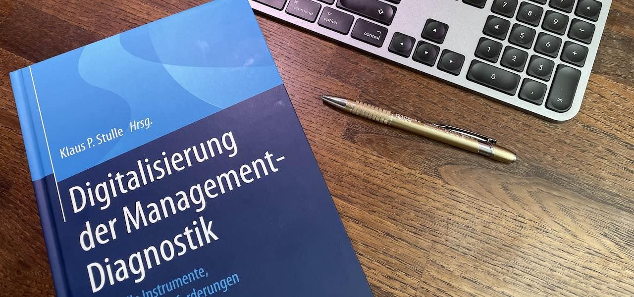 Buch Digitalisierung der Managementdiagnostik Stulle